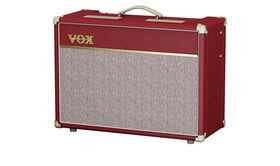 NAMM 2014: Vox unveils limited edition red AC15C1 amplifier