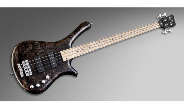 Every year Warwick rolls out a limited edition bass - this one's based on the Fortress body shape