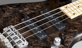 NAMM 2014: Warwick unveils Fortress LTD bass