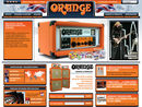 New website for Orange Amps