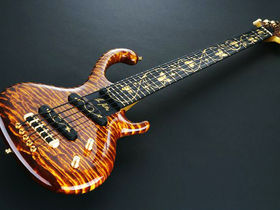 The world's most expensive bass?