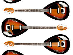 Rolling Stones bass recreated