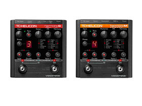 TC-Helicon launches VoiceTone Harmony-G