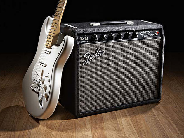 The new '65 Princeton Reverb retains the vintage vibe of the original