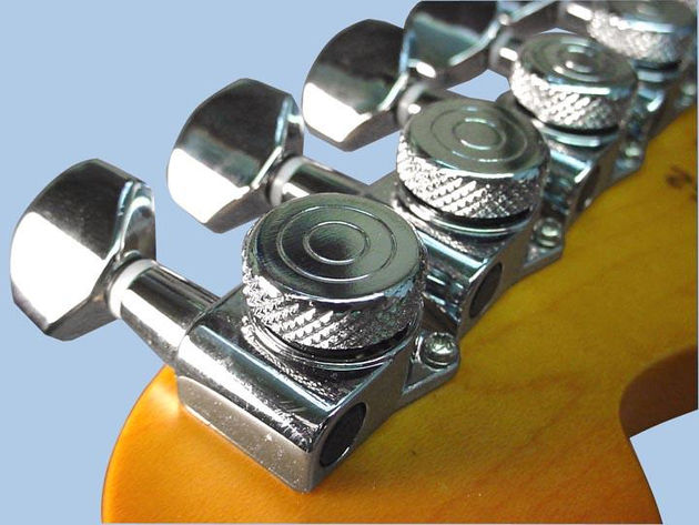 Thumb-wheel tuners now as standard
