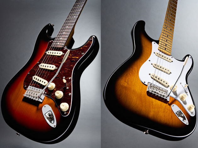 Squier's Classic Vibe '50s and '60s Stratocasters