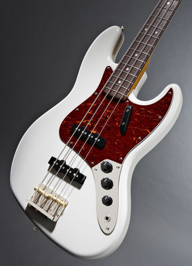 The Squier Classic Vibe Jazz bass