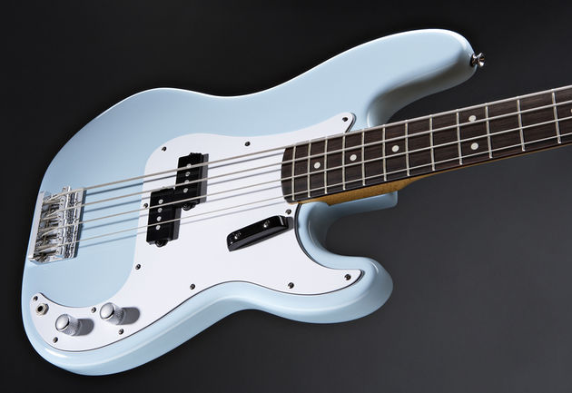 The Classic Vibe Precision bass
