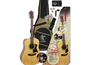 Hohner Rockstart acoustic package debuts