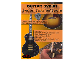 MJS Music to release Beginner Basics and Beyond guitar DVD