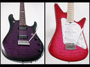 New John Petrucci and Albert Lee guitars