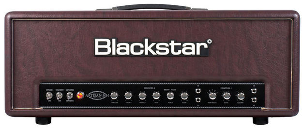 The Blackstar Artisan 30H head