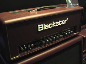 Musikmesse 08: Blackstar announces new Artisan amps heads