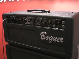 Musikmesse 08: Bogner announces affordable amp range
