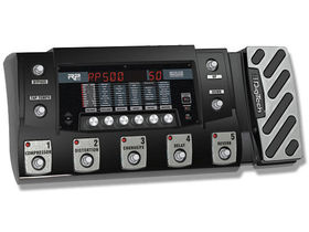 Digitech RP500 features 'pedalboard mode'