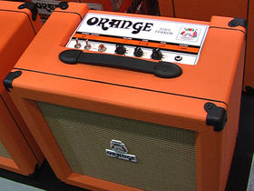 Musikmesse 08: Orange launches Tiny Terror combo