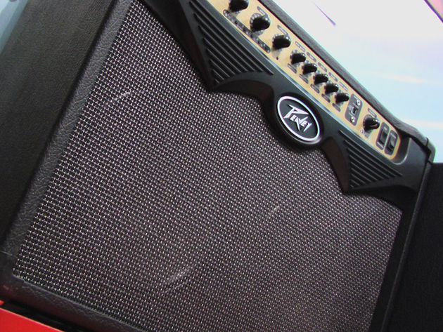 The VYPYR Tube 120 combo at Frankfurt Musikmesse
