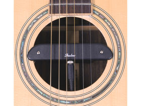 Shadow unveils active SH 141 soundhole pickup for acoustic guitars