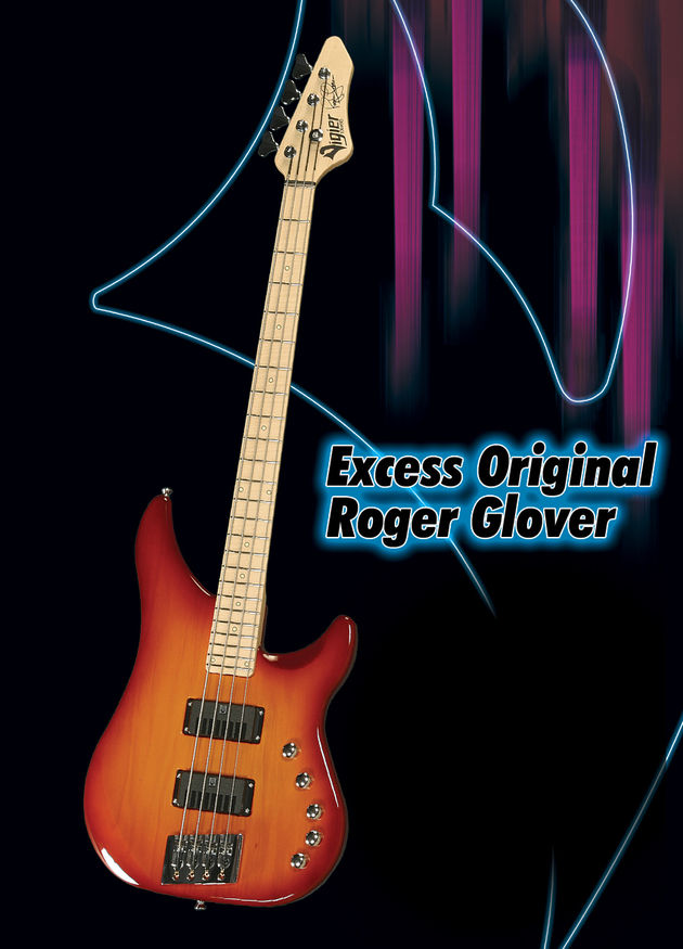 Excess Roger Glover Signature Bass