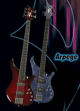 Musikmesse 08: Vigier Guitars introduces 4 new models