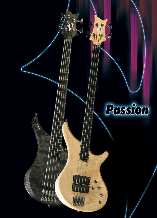 Passion Bass IV