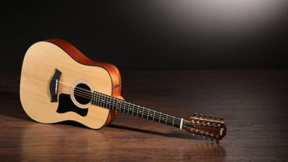 Musikmesse 2014: Taylor Guitars announce the 150e 12-string