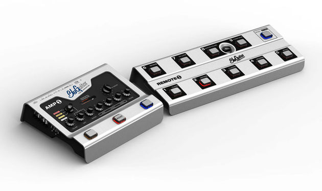 If three switches aren't enough for four channels, you can expand your options with the Remote1