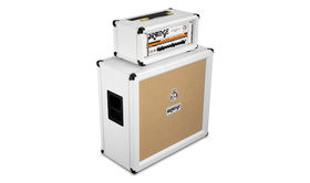Musikmesse 2014: Orange to launch limited edition white amps