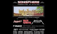 Dream Theater to join Iron Maiden and Metallica at Sonisphere 2014
