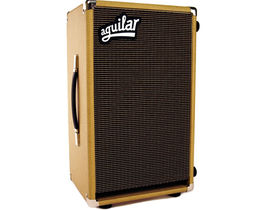 Aguilar ships the DB 285 JC bass cabinet