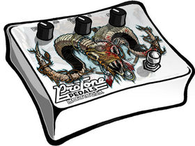 Pro Tone busts out the Rams Skull Fuzz pedal