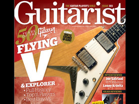Fifty years of the Gibson Flying V and Explorer