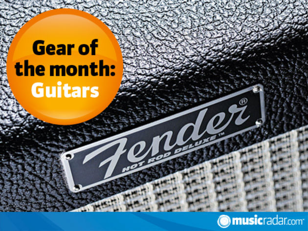 September-October 2010: Guitars, amps, FX and more