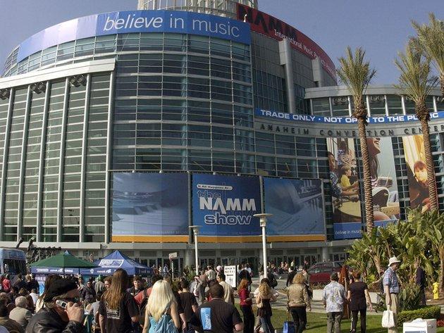 NAMM 2011