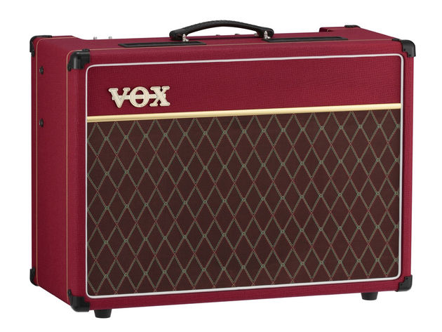 Vox resurrects a finish from the 1960s.