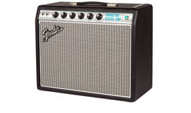 Fender announces '68 Custom Series amps