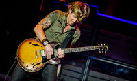 Keith Urban announces signature guitar brand
