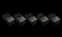 Moog unveils five affordable Minifooger stompboxes