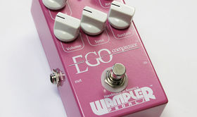 Wampler unveils pink pedal for Breast Cancer Awareness