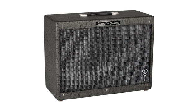 Also equipped with a Jensen C12K 100-watt speaker, the Encolsure improves bass response and all-round jazziness. Nice.