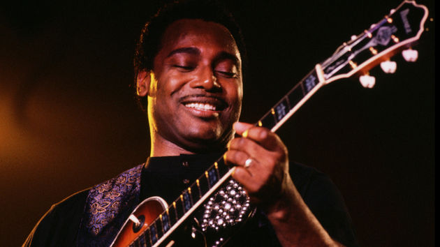Jazz guitarist George Benson now has his very own signature Fender amp and enclosure