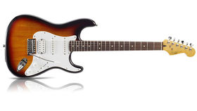 iPad/iPhone compatible Stratocaster released