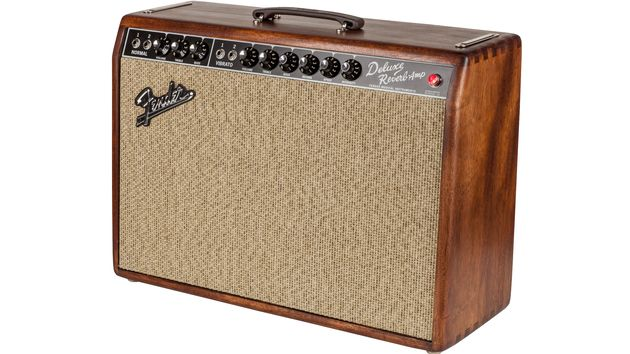 "Deluxe Reverb ""Mahogany Cane"" FSR"