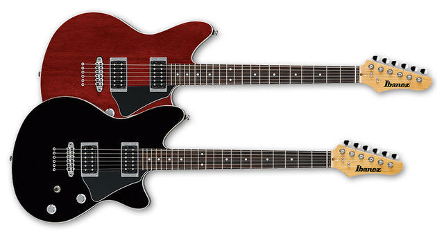 Check out the new Ibanez Roadcore