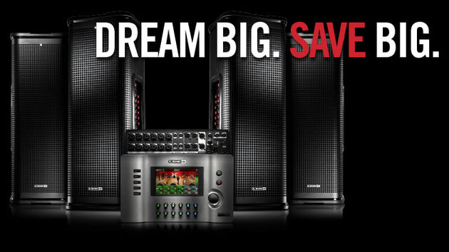 Save yourself some cash with Line 6's latest promotion