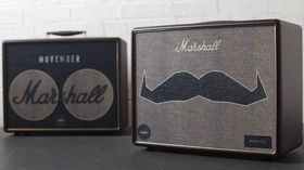 Marshall launches 2012 Movember design competition