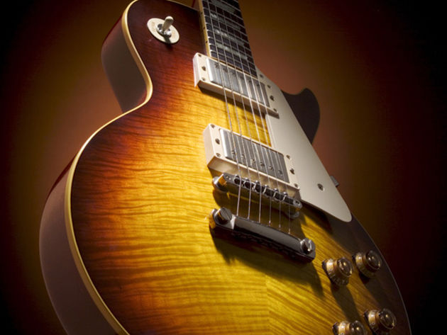Gibson Les Paul: an evolution in pictures
