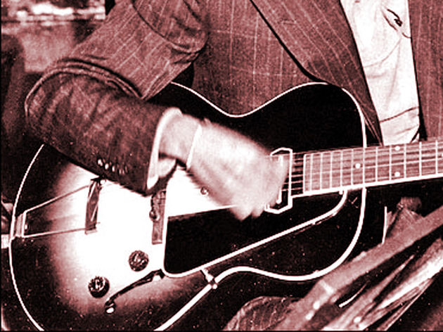 Charlie Christian's Gibson ES-150