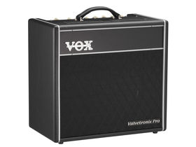 Musikmesse 2011: Vox introduces the Valvetronix Pro Series VTX150 Neodymium