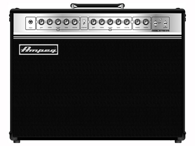 Ampeg GVT Series guitar amps